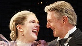Merchant of Venice Opening night –Lily Rabe – Byron Jennings