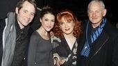 Times Square Angel 2010 – Matthew Broderick – Ashley Morris – Charles Busch – Victor Garber
