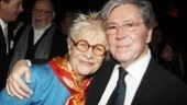 The Importance of Being Earnest Opening Night - Estelle Parsons – Brian Bedford