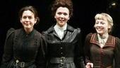 Three Sisters opens – Jessica Hecht – Maggie Gyllenhaal – Juliet Rylance