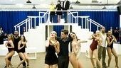 Catch Me Preview – Aaron Tveit – cast 2