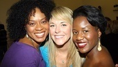 Priscilla rehearsal – Jacqueline B. Arnold – Ashley Spencer – Anastacia McCleskey -