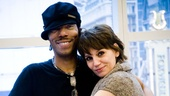 Baby It's You Rehearsal – Geno Henderson – Beth Leavel