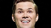Andrew Rannells as Elder Price in The Book of Mormon.