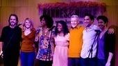 Priscilla CD – C. David Johnson – Ashley Spencer – Jacqueline B. Arnold – Anastacia McCleskey  - Tony Sheldon – Will Swenson – Nick Adams