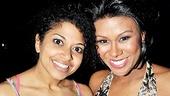 Baby It's You Opening Night – Rebecca Naomi Jones – Christina Sajous