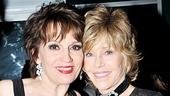 Baby It's You Opening Night – Beth Leavel – Jane Fonda
