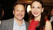 Tony brunch - Norbert Leo Butz- Sutton Foster