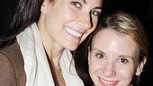 Intelligent Homosexual's Guide Opening Night – Laura Benanti – Sarah Saltzberg