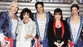 Priscilla Collins - Tony Sheldon - Joan Collins - Will Swenson - Jackie Collins - Nick Adams  2