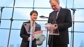 2011 Audience Choice Awards Ceremony – Daniel Radcliffe – John Larroquette