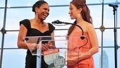 2011 Audience Choice Awards Ceremony – Audra McDonald – Sierra Boggess