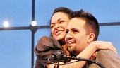 2011 Audience Choice Awards Ceremony – Karen Olivo – Lin-Manuel Miranda