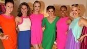 <i>Catch Me If You Can</i> Lisa Perry Fashion Event – Kristin Piro – Rachelle Rak – Angie Schworer – Alex Ellis – Kearran Giovanni– Rachel de Benedet