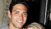 Nancy Sinatra & Mark Sanchez at Catch Me If You Can – Mark Sanchez – Katie Webber
