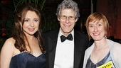 Tony Ball '11 - Donna Murphy - Theodore Chapin - Heather Hitchins