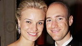 Tony Ball '11 - Hannah Yelland - husband Michael Bahar