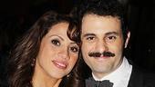 Tony Ball '11 - Elizabeth Rordriguez - Arian Moayed