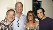 Patti LuPone at Master Class – Marc Shaiman – Scott Wittman – Patti LuPone – Jeremy Cohen
