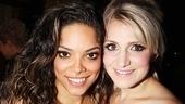 Opening night of <i>Rent</i> - Arianda Fernandez – Annaleigh Ashford