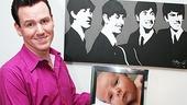 Day in Life of London Jersey Boys – Jon Boydon (baby)