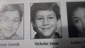 Nick Jonas On Stage – program pic