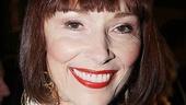 <i>Follies</i> opening night – Karen Akers