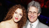 <i>Follies</i> opening night – Bernadette Peters – Ted Chapin