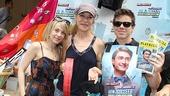 Flea Market 2011 – Mary Faber – Ellen Harvey – David Hull