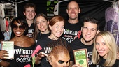 Flea Market 2011 – <i>Wicked</i> team