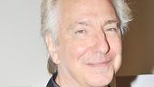 Seminar Meet and Greet – Alan Rickman