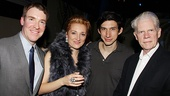 <i>Man and Boy</i> opening – Brian Hutchison – Francesca Faridany – Adam Driver – Michael Siberry