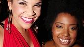 Godspell opens – Lindsay Mendez – Celisse Henderson