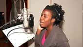 Godspell recording – Uzo Aduba