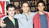 <i>Billy Elliot</i> Third Anniversary – Trent Kowalik – Kiril Kulish – David Alvarez