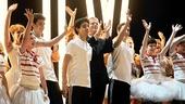 <i>Billy Elliot</i> Third Anniversary – Stephen Daldry and the cast of <i>Billy Elliot</i>