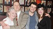 <i>Billy Elliot</i> Third Anniversary – Katherine McGrath – Daniel Jenkins – Patrick Mulvey – Emily Skinner