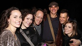 Silence opens -  Ashlee Dupre – Lucia Spina – Doug Trapp – Howard Kaye – Stephen Bienskie – Pamela Bob