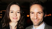 Private Lives opens - Emily Mortimer - Alessandro Nivola