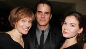 Private Lives opens - Martha Burns - Paul Gross - daughter Hannah