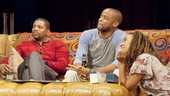 Show Photos - Stick Fly - Ruben Santiago-Hudson - Condola Rashad - Mekhi Phifer - Dulé Hill - Tracie Thoms