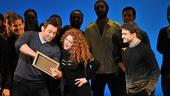 2011 <i>Gypsy of the Year</i> - Hugh Jackman – Bernadette Peters – Daniel Radcliffe