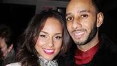 <i>Stick Fly</i> Opening Night – Alicia Keys – Swizz Beatz