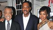 Samuel L. Jackson Mountaintop Birthday Bash - Reverend Al Sharpton – Samuel L. Jackson – Angela Bassett