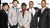 Hurt Village – Opening Night – Lloyd Watts - Nicholas Christopher - Charlie Hudson III - Ron Cephas Jones - Corey Hawkins