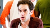 Peter and the Starcatcher Rehearsal –Adam Chanler-Berat