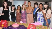 Priscilla First Anniversary – Alysha Umphress – Ellyn Marie Marsh – J. Elaine Marcos – Julie Reiber – Jacqueline B. Arnold – Lisa Howard –Anastacia McCleskey – Esther Stilwell
