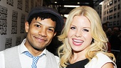 Jesus Christ Superstar opening night – Jaime Cepero – Megan Hilty