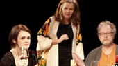 Show Photos - Tribes - Susan Pourfar - Gayle Rankin - Mare Winningham - Jeff Perry - Russell Harvard