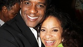 A Streetcar Named Desire opening night – Blair Underwood – Debbie Allen